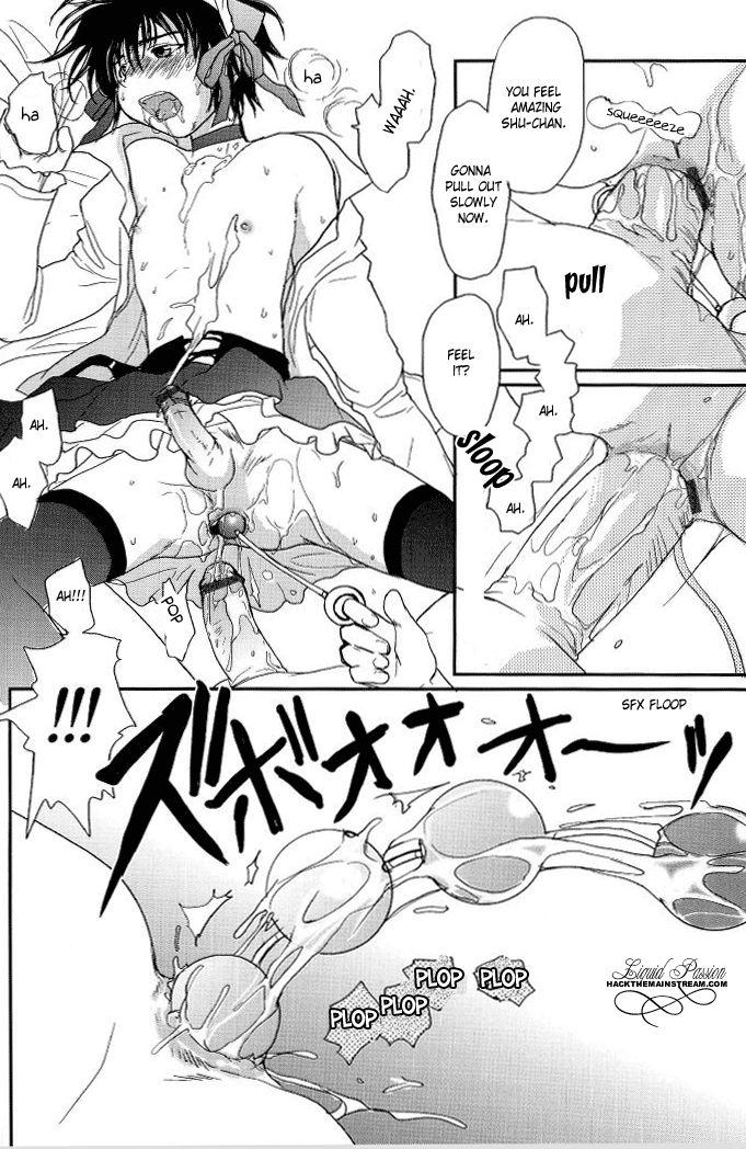 doujinshi anime