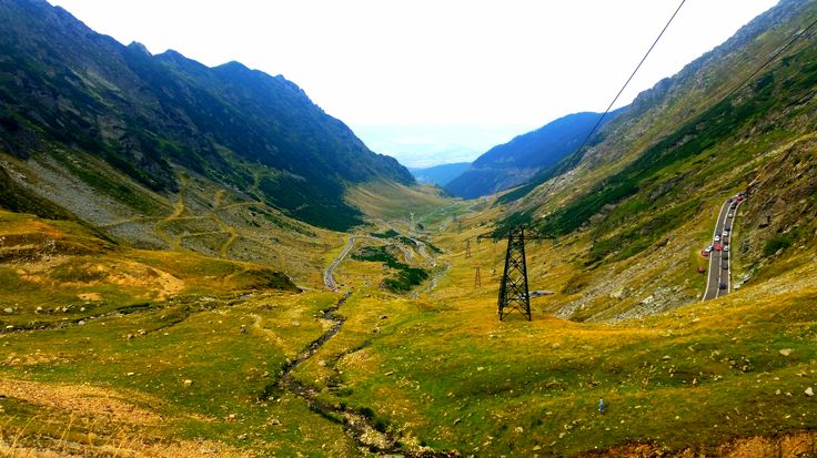 Transfagarasan,Romania