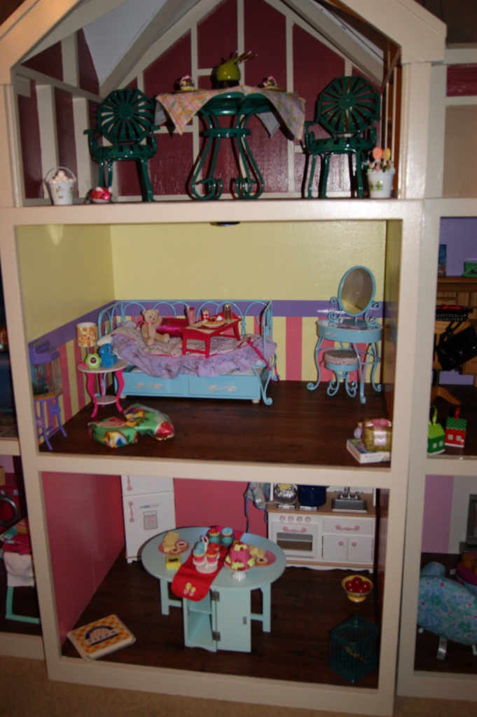 Home design american girl doll rooms - American girl bedroom ideas ...