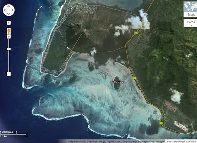 DESCUBRE TU MUNDO: Destino: Isla Mauricio «la isla de la cascada bajo el mar» un paraíso por descubrir