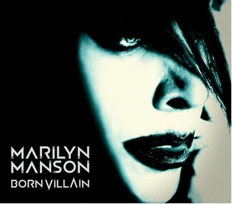 Marilyn Manson - Born Villain マリリン・マンソン 最新作『ボーン・ヴィラン』