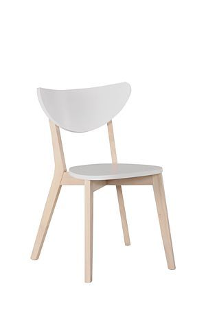 """Clean lines and an urban contemporary look, the Montana chair is a stylish choice for a modern dining area.<div class=""""pdpDescContent""""><ul><li> MDF</li><li> Duco finish</li><li> Assembly required</li></ul></div><div class=""""pdpDescContent""""><BR /><b class=""""pdpDesc"""">Dimensions:</b><BR />L50.5xW48xH77 cm<BR /><BR /><div><span class=""""pdpDescCollapsible expand"""" title=""""Expand Cleaning and Care"""">Cleaning and Care</span><div class=""""pdpDescContent"""" style=""""display:none;""""><ul><li> Hardwood must be…"""