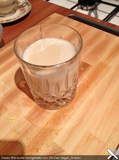 schnelle Hafer-Mandel Milch (Rezept mit Bild) von Vegan_Snackn | Chefkoch.de