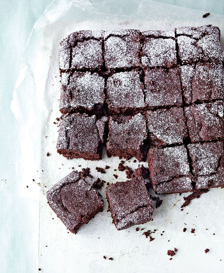 Try these healthy alternatives to your standard chocolate brownies with less fat and calories – and a secret ingredient.