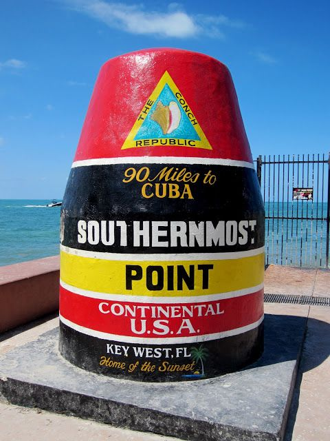Key West, Florida ! Visited here in Oct 2013