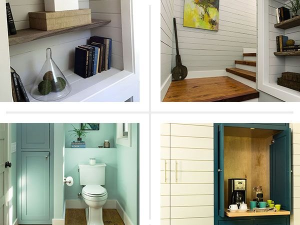 10 best 10 ways to live large with limited space images on for Limited space storage solutions