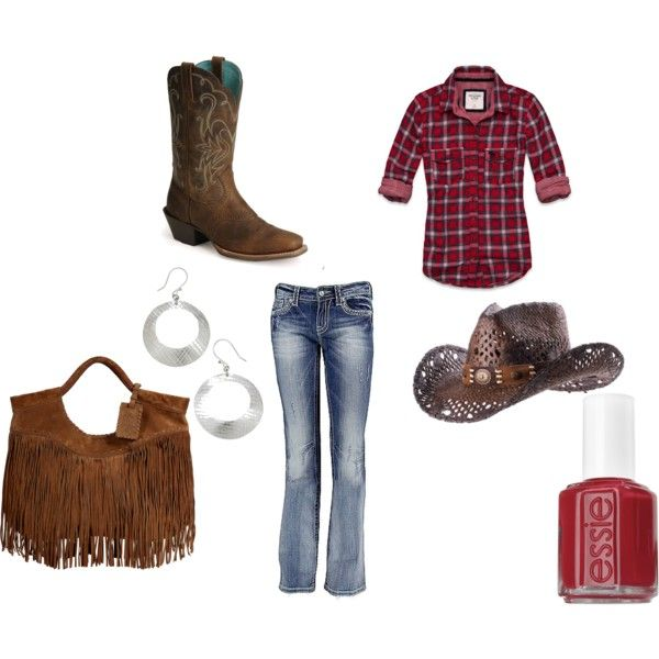 Rodeo Outfit. Can't wait for the Cheyenne rodeo!!