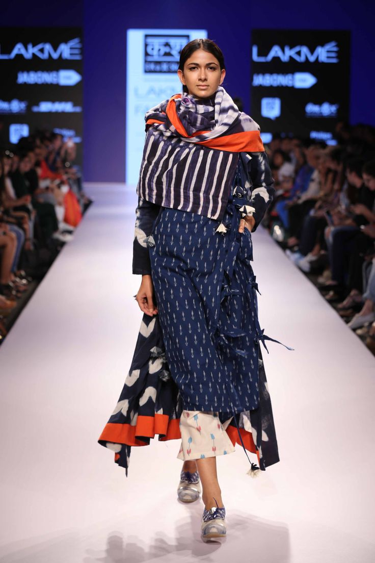 Lakmé Fashion Week – [KA] [SHA] AT LFW SR 2015