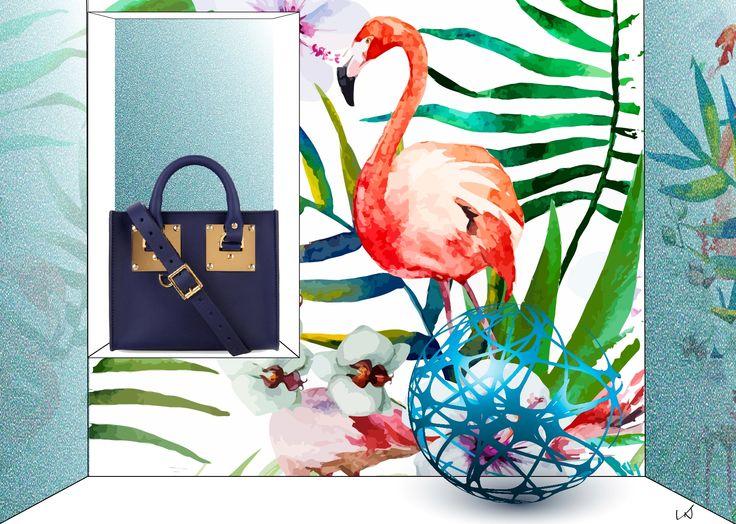 VNDesign, VNDesign Digital Agency, window-display, fashion, cool design sells, design sells, art, bag