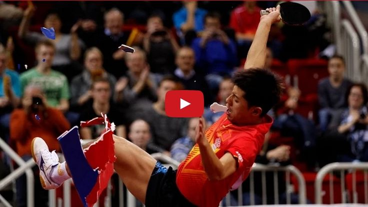 Table Tennis Champions Goes On Rampage!  Forfeits Winnings!  - http://www.mustwatchnow.com/table-tennis-champions-goes-rampage-forfeits-winnings/