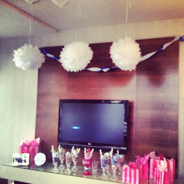82 best bachelorette images on pinterest glow ladies for Bachelorette party decoration ideas