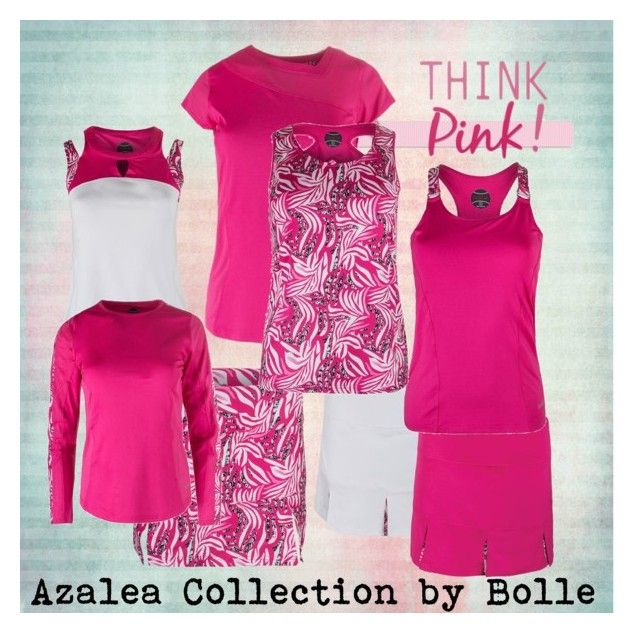 """""""New Women's Tennis Fashions by Bolle"""" by tennisexpress"""