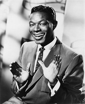Nathaniel Adams Coles (March 17, 1919 – February 15, 1965), known professionally as Nat King Cole, was an American singer and musician who first came to prominence as a leading jazz pianist. He was widely noted for his soft, baritone voice, which he used to perform in big band and jazz genres. Cole was one of the first African Americans to host a television variety show, The Nat King Cole Show, and has maintained worldwide popularity since his death from lung cancer in February 1965.