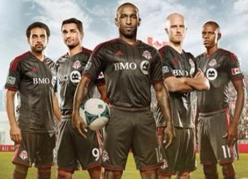 Toronto FC 2014 adidas Away Jersey