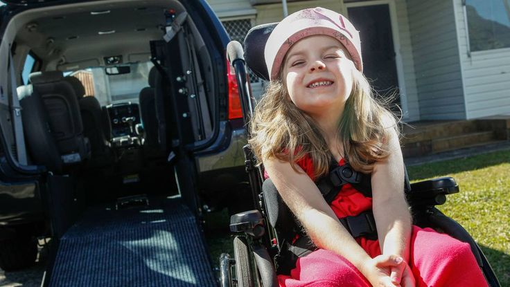 A few years ago Chloe was running, skipping, dancing. But an unusual genetic brain disorder called Vanishing White Matter Disease ended what was up until that point a normal childhood.
