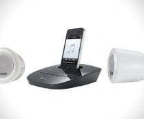 This has just blown our minds - Audio Bulb Wireless Music System by GiiNii via hi consumption