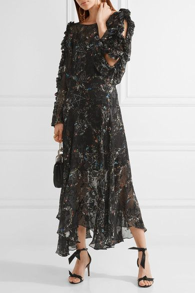 Alexandre Birman - Patty Bow-embellished Leather Sandals - Black - IT40.5