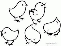 Resultado de imagen para dibujos faciles de pollos