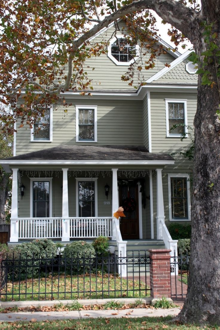 113 best Late Victorian Exterior Paint and Details images on ...