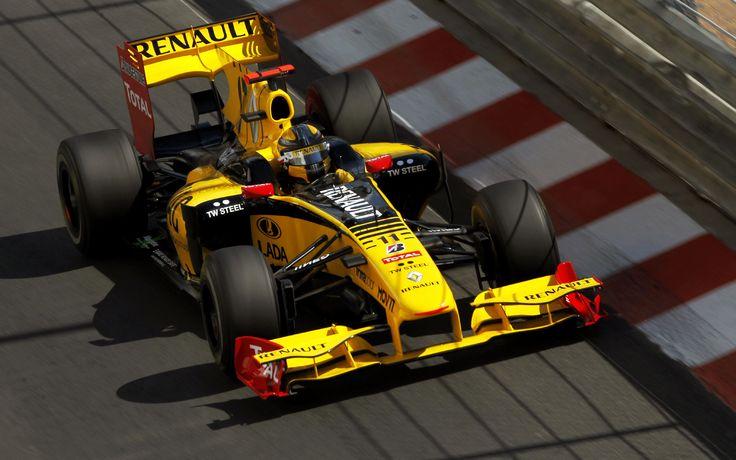 2010 GP Monaco (Robert Kubica) Renault R30