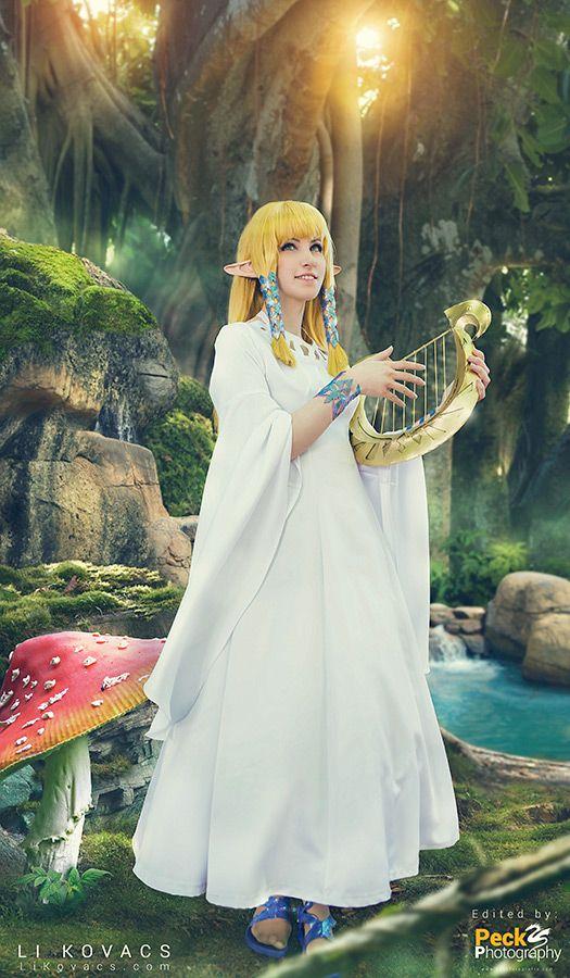Follow me on my Facebook page to find more! Tumblr Post here! ---- Goddess Zelda - The Legend of Zelda: Skyward Sword. Skyward Sword Zelda is one of my top favorite Ze...