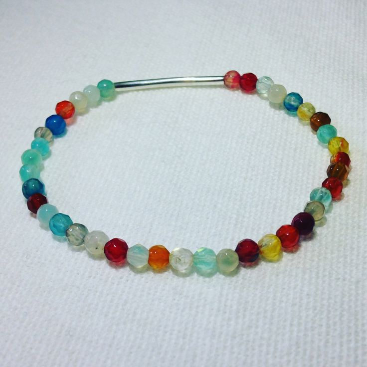 Chios jewelry. Crystal bracelet. Bracelet