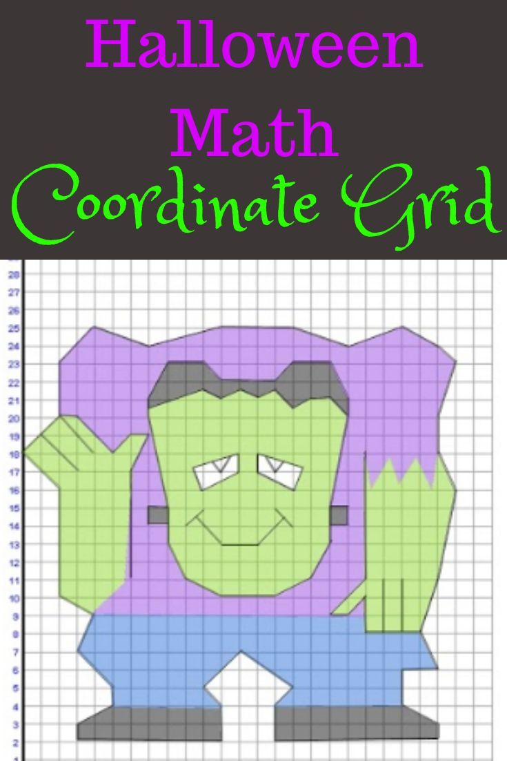 Halloween Coordinate Grid Help Your Students Master This Challenging Skill Halloween Math Activities Coordinate Graphing Coordinate Graphing Mystery Picture [ 1102 x 735 Pixel ]