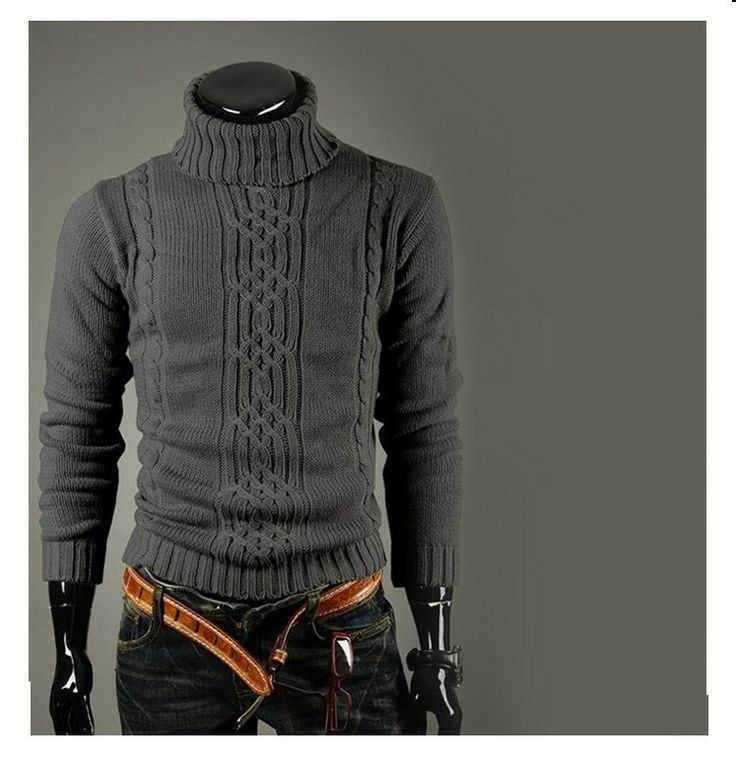 New Winter Men's Sweater