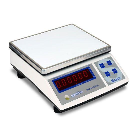 Timbangan Meja Portable MACS-W. Digital Portable Scale MACS-W by QUATTRO