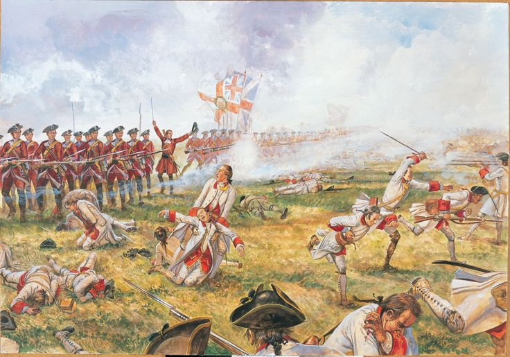 battle of the plains of abraham Abraham, plains of they were the scene, in 1759, of the battle for the heavily fortressed and seemingly impregnable city of quebec, which, when it fell, brought an end to the dream of french empire in north america.