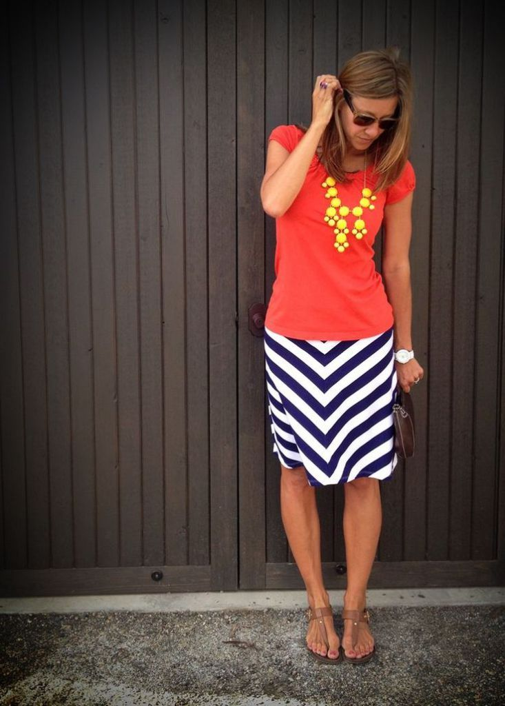 Modest Summer Outfits