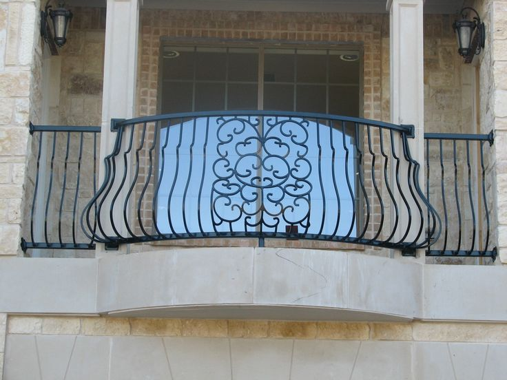 24 best images about balconies on pinterest balcony for Balcony steel railing designs pictures