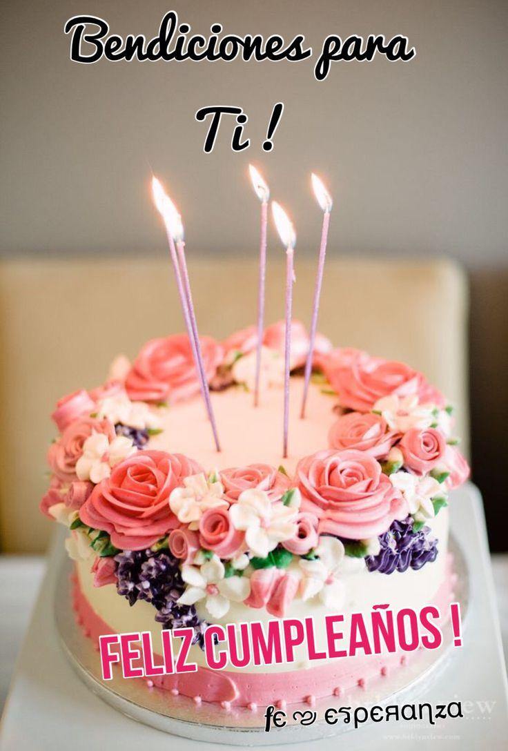 Pin By Fє ಌ єร єя ɳz On Feliz Cumplea 241 Os Birthday