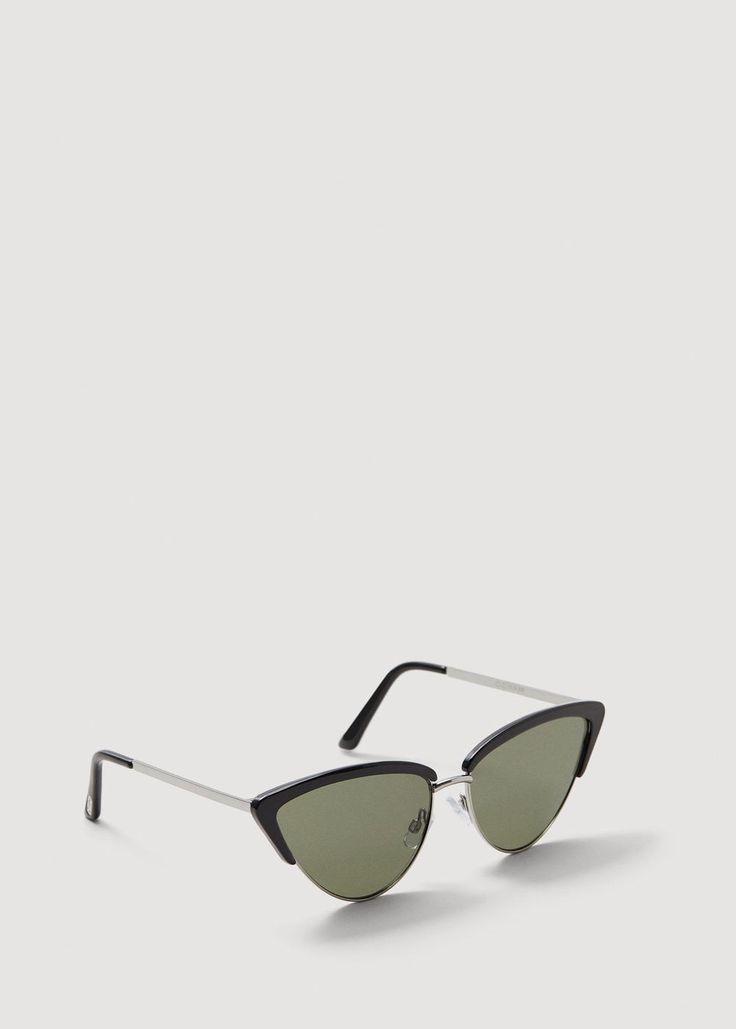 Cat-eye-sonnenbrille - Damen   MANGO Deutschland