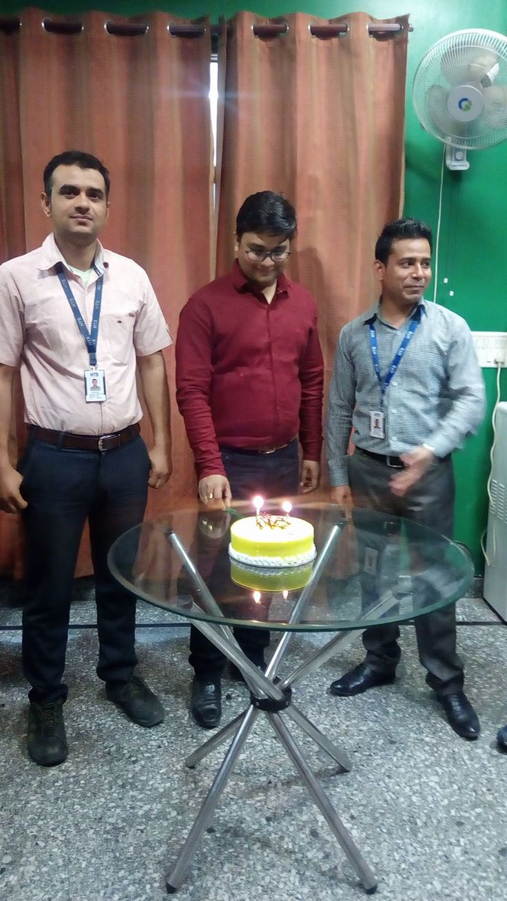 We Wish A Very Warm And Prosperous Happy Birthday To HTS Project Manager Mr.Anil Kumar. HTS Family Wishes Positive energies and great success in your carrier. HTS acknowledge your Hard Work and efforts.