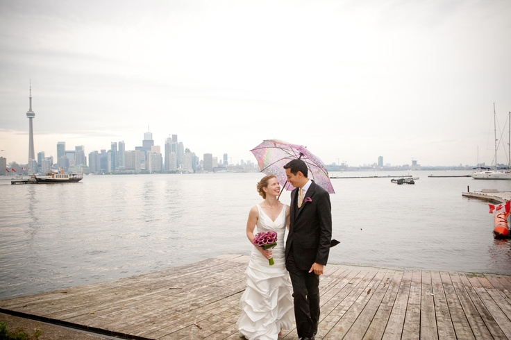 From our wedding at RCYC in Toronto.