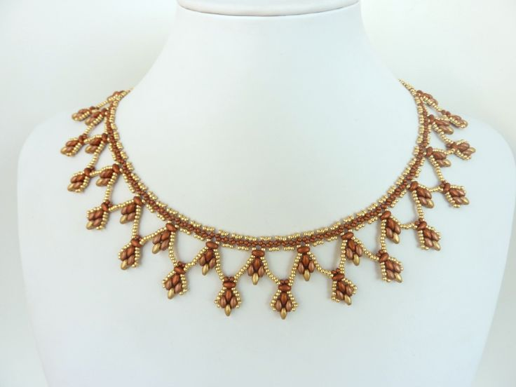 FREE beading pattern, DIY jewelry