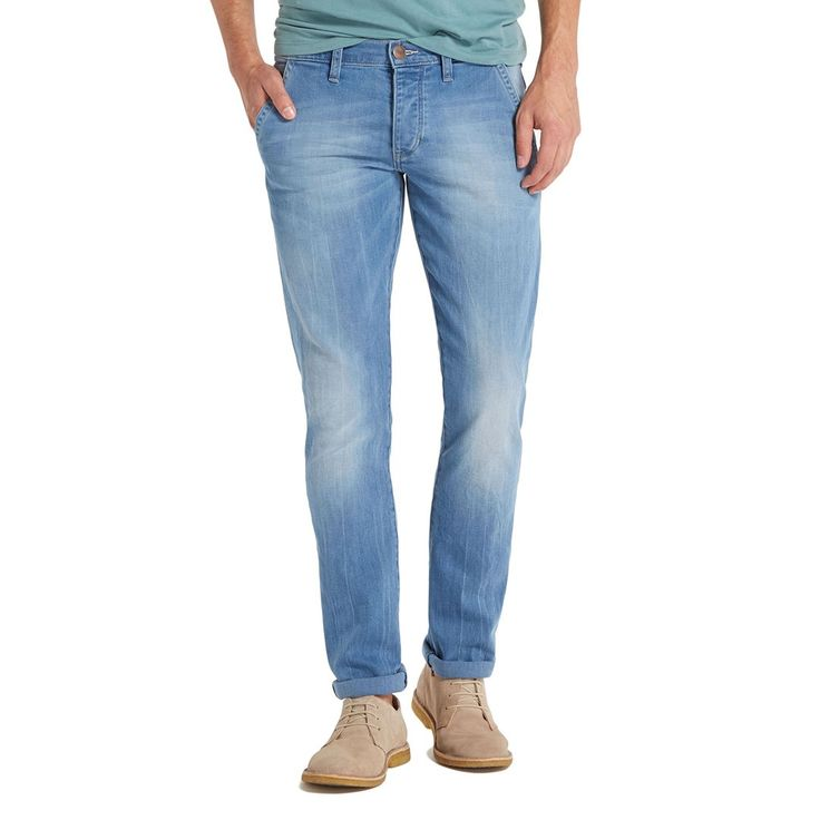 Jeans uomo Wrangler Spencer Waterfall