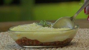 ABC da Cozinha: Escondidinho de polenta de milho verde