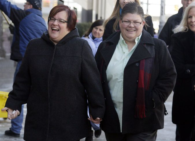 In Gay Marriage Suit, a Battle Over Research - NYTimes.com