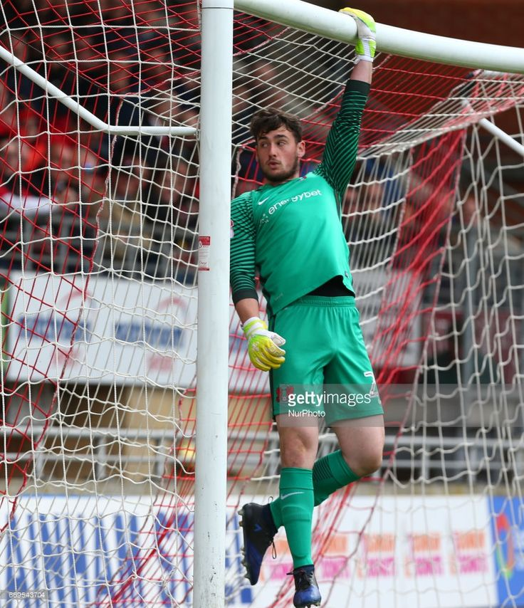 Leyton Orient's Sam Sargeant during Sky Bet League Two match between Leyton Orient and Hartlepool United at Brisbane Road, London, 17 April 2017
