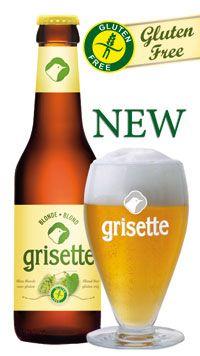 Het nieuwe jaar begint al goed met een mooie aanbieding van Grisette Blond van Brasserie St-Feuillien. Grisette Blond is licht van kleur en bijzonder verfrissend, op de fles nagistend, bier met een alkoholpercentage van 5,5%. Grisette Blond wordt op traditionele wijze gebrouwen zonder enige biochemische bewerking en is gecertificeerd als glutenvrij. St-Feuillien Grisette Blond - 25 cl: normale prijs: € 1,40 per flesje, nu echter slechts € 1,29!