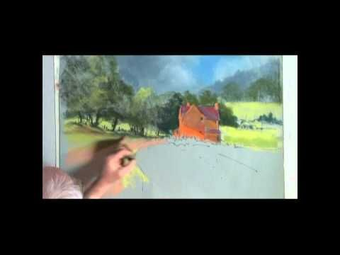 DVD - Improve your Pastel Painting with Arnold Lowrey