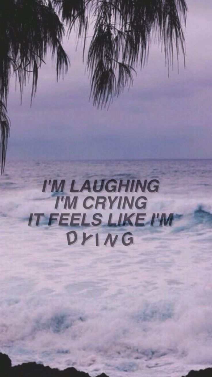 Iphone lock screen wallpaper tumblr quotes - Pity Party Lyric Wallpaper X