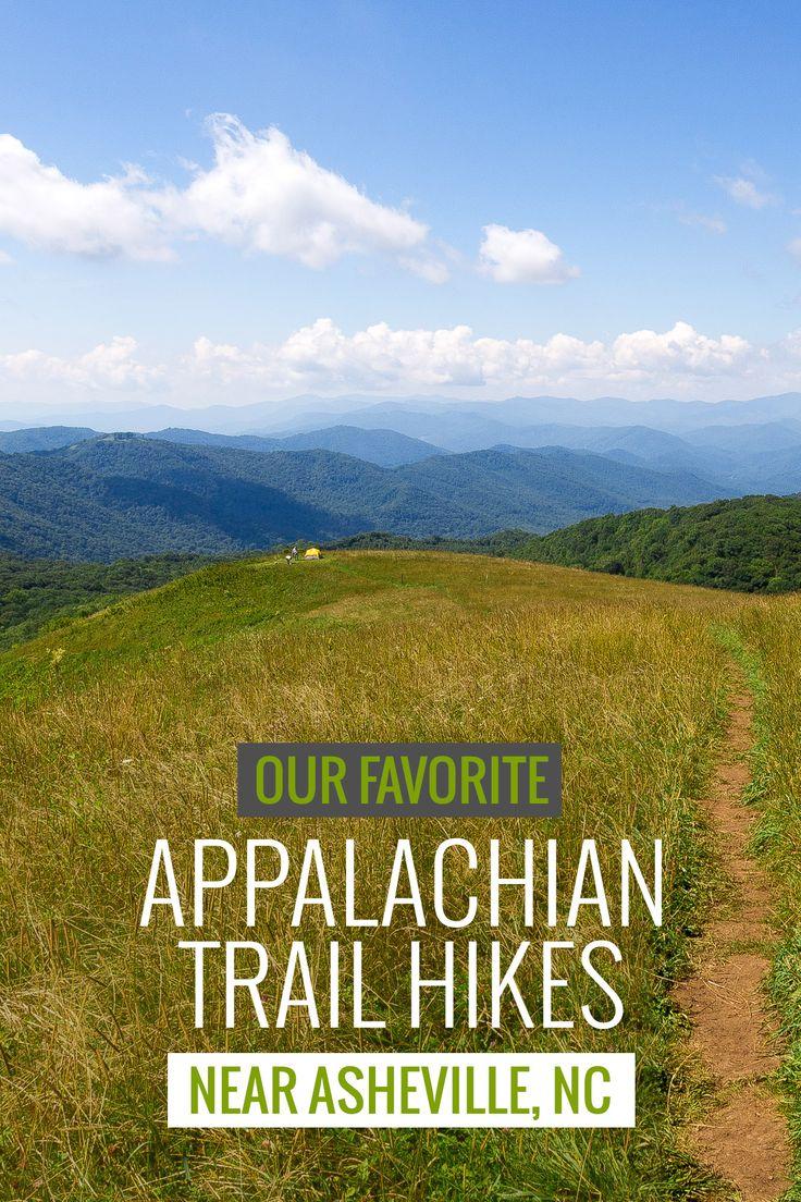 Appalachian Trail in North Carolina: our favorite hikes near Asheville