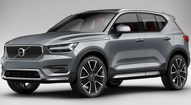 Volvo Suv Models >> Volvo Xc40 Styling Kit Volvo Cars Suv Cars Luxury Suv