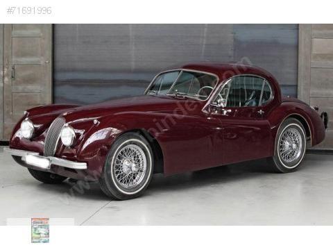 1951 Jaguar XK120 @sahibinden.com