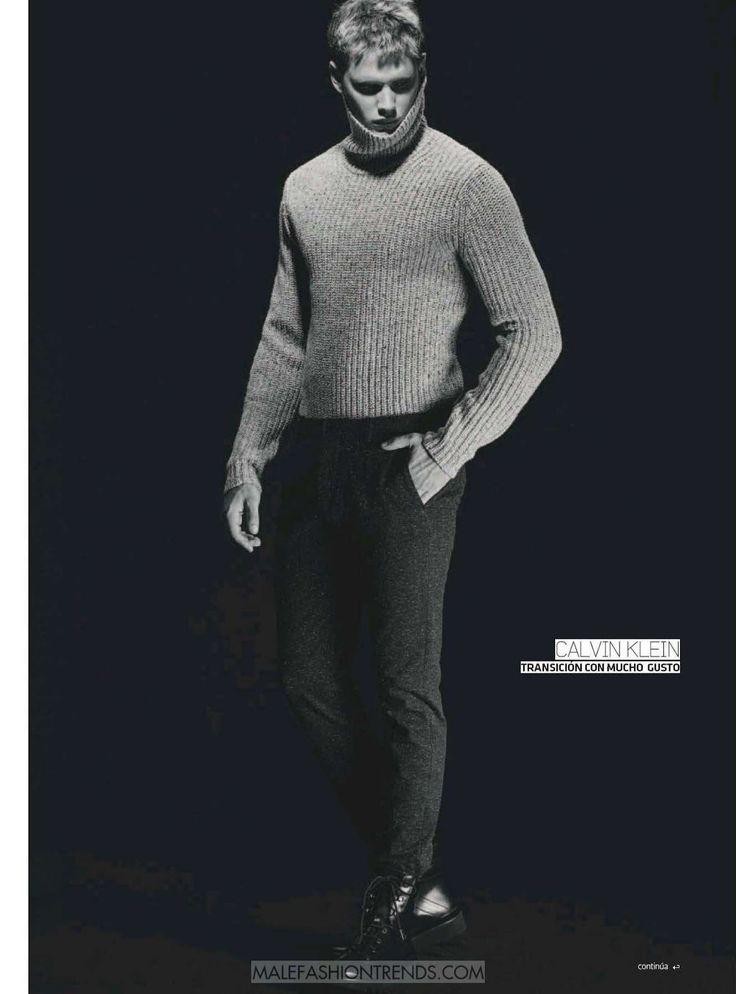 Male Fashion Trends: Joan Pedrola por Juanjo Molina para DT Lux Magazine
