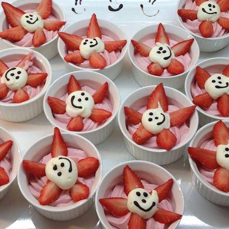 Egy finom Mascarpones eperkrém  ebédre vagy vacsorára? Mascarpones eperkrém  Receptek a Mindmegette.hu Recept gyűjteményében!