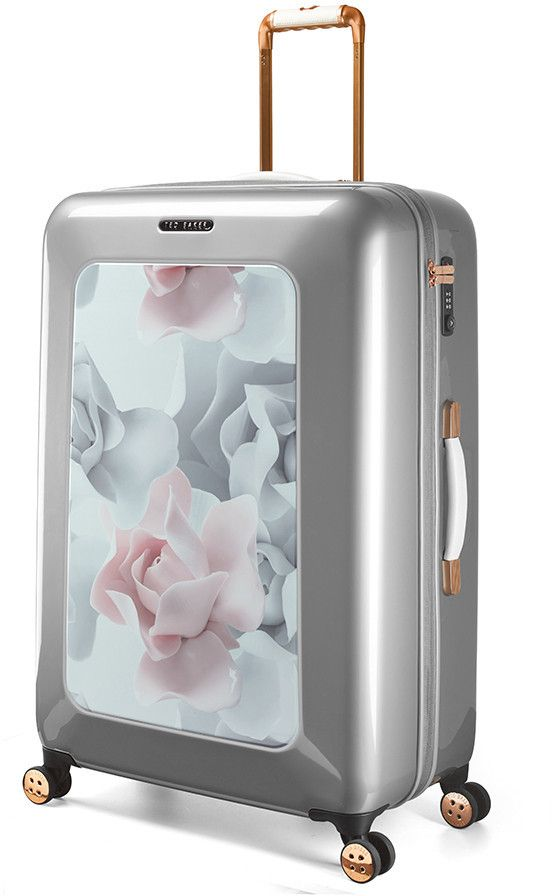 Ted Baker - Porcelain Rose Suitcase - Large